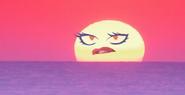 Creepy Sunset