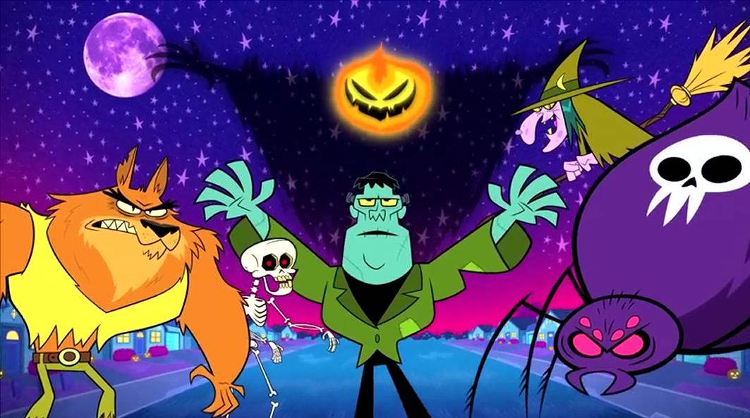 Image - Halloween Spirit (12).png | Teen Titans Go! Wiki | FANDOM ...