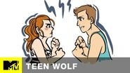 Teen Wolf Episode 506 Illustrated Recap MTV