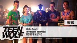 The Bloody Beetroots - Alpha Remix Teen Wolf Bonus Music HD