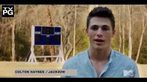 Teen Wolf Cast Intro Jackson Whittemore