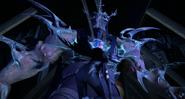 Shini Slashes Super Shredder With Crescent Blades