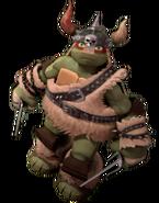 Raph The Dwarf Barbarian Profile