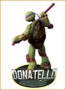 Teenage Mutant Ninja Turtles 2012 Donatello