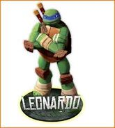 Teenage Mutant Ninja Turtles 2012 Leonardo