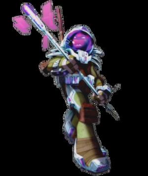 Dimension X Donatello Profile