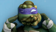 Donatello With Xaxx Bee Stings