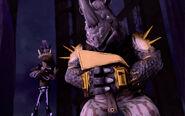 Rocksteady Holds Golden Hammer