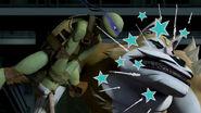 Dogpound Versus Donatello