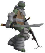 Mystic Leonardo Without Hood Profile