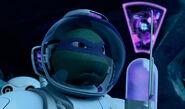 Donatello's Space Helmet