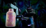 Bebop With Retro-Mutagen Gun