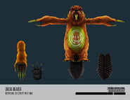 Dread Beaver Concept Art