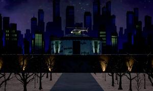 Urban Kraang Base