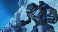 Sal Commander Versus Ice Dragon