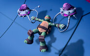 Kraang Flyer Captured Mikey