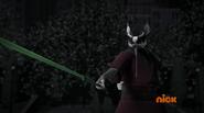 Splinter And Shredder Preparing To Fight 2