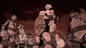 Clash Of The Mutanimals Ending Scene