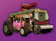TMNT 2012 Shellraiser