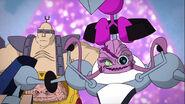Krang And Kraang SubPrime Inside 2-Dimensional Earth