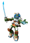 Dimension X Leonardo Render