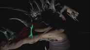 Super Shredder Dark Background