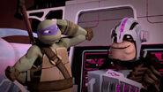 Donatello And Monkey Rockwell Talking