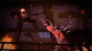 Super Shredder Throws Off Karai