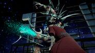 Splinter Cuts Off Super Shredder's Steel Claws