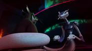 Karai snake and splinter