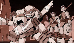 Turtle Temper Ending Scene