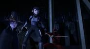 Serpent Karai Scalds At Super Shredder