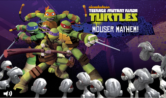 Mouser Mayhem- Menu