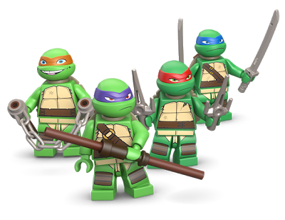 File:TMNT-Turtle Minifigs.png