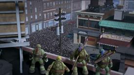 Turtles see rats overrun city