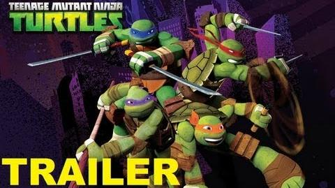 Teenage Mutant Ninja Turtles - 2012 Nickelodeon Trailer