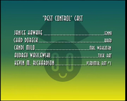 Pest Control-credits