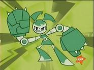 Jenny Fists of Fury