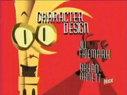 Charaters design