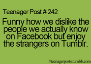 Teenager Post 242
