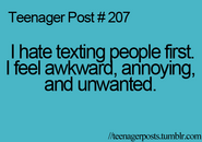 Teenager Post 207