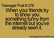 Teenager Post 278