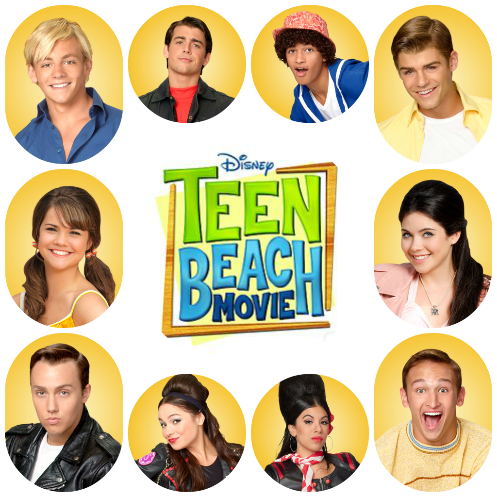 Teen beach free printable coloring pages - Full Resolution