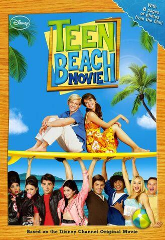 File:Teen Beach Movie Book.jpg