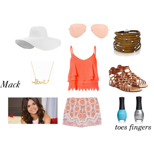 Mack Outfit