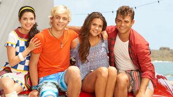 Teen Beach 2 promotional