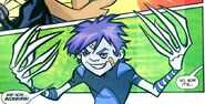 Scissors (Earth-Teen Titans)