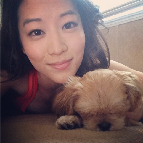 File:Teen Wolf Season 3 Behind the Scenes Arden Cho Chewy.png