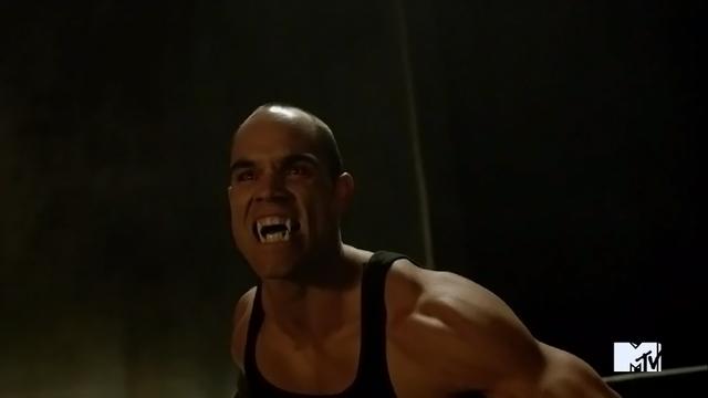 File:Teen Wolf Season 3 Episode 4 Unleased Brian Patrick Wade Ennis attacks Derek's Loft.png