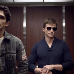 Blind or Hipster Indoor Sunglasses Wearer? Blind or Ringo Starr? Blind or really bad Bandit Keith cosplay